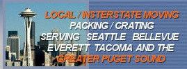 Seattle Area Movers